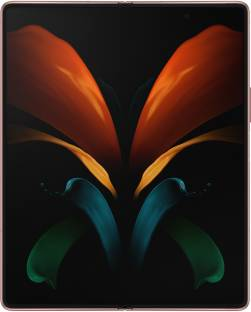 SAMSUNG Galaxy Fold 2 (Mystic Bronze, 256 GB)