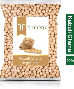Trinetra White Kabuli Chana (Whole)