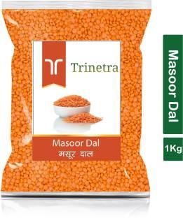 Trinetra Red Masoor Dal (Split)
