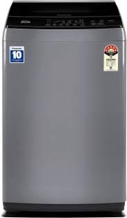 Panasonic 8 kg 5 Star AquaBeat Wash Fully Automatic Top Load Grey