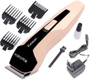 Kemei professional hair clipper  Runtime: 45 min Trimmer for Men