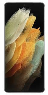 SAMSUNG Galaxy S21 Ultra (Phantom Silver, 256 GB)