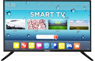 T-Series Smart Series 98 cm (40 inch) HD Ready 3D LED Smart TV