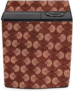Nitasha Semi-Automatic Washing Machine  Cover