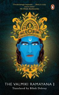 The Valmiki Ramayana Vol. 1