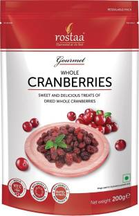 rostaa Dried Whole Cranberries Cranberries