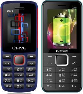GFive U873 & Z15 Combo of Two