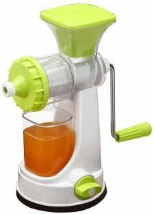 KAYZL ABS Plastic Big Manual Juicer Machine Big Juicer Machine 0 Juicer (1 Jar, lemon)