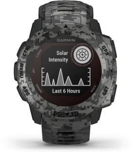 GARMIN Instinct Solar – Camo Edition Smartwatch