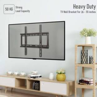 NIPRAM NATIONAL Mi 4X 108 cm Ultra HD (4K) LED Smart Android TV Heavy TV Wall Mount stands Fixed TV Mount