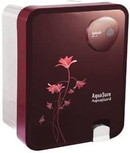 Eureka Forbes Aquasure from Aquaguard GWPDASPLS00000 6 L RO + UV + MTDS Water Purifier