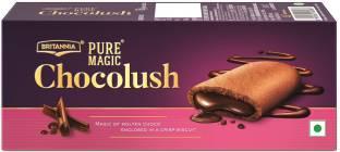BRITANNIA Pure Magic Chocolush Biscuits