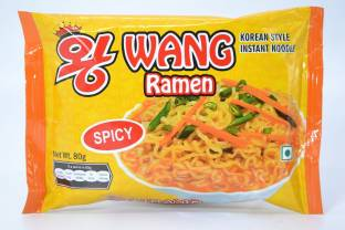 Wang Ramen Korean Style Instant Noodle Instant Noodles Vegetarian
