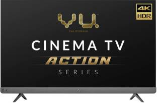 Vu Cinema TV Action Series 164 cm (65 inch) Ultra HD (4K) LED Smart Android TV