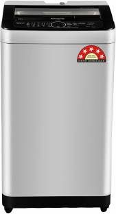 Panasonic 7.5 kg Fully Automatic Top Load with In-built Heater Silver
