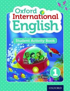 Oxford International English Student Activity Book 1