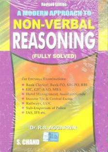 A Modern Approach to Non Verbal Reasoning - Includes Latest Questions and their Solutions