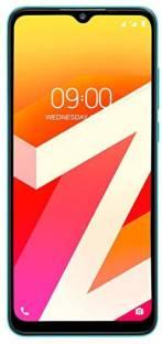 LAVA Z6 (AQUA BLUE, 64 GB)