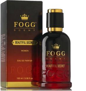 FOGG Scent Beautiful Secret Eau de Parfum  -  100 ml