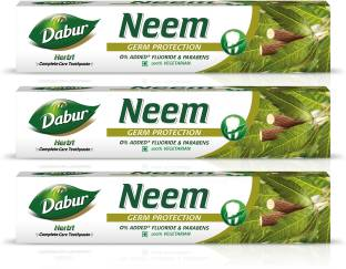 Dabur Herb'l Neem - Germ Protection Toothpaste Toothpaste
