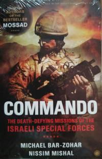 Commando - Mossad