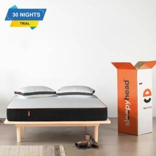 Sleepyhead Orthopedic Memory Foam 6 inch King High Density (HD) Foam Mattress
