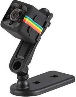JRONJ Mini Camera Mini Camera 1080P Hidden Camera With IR Night Vision And Motion Detection Sports and...