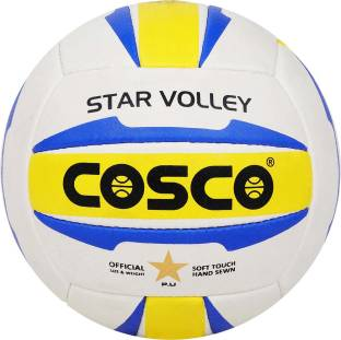 COSCO STAR VOLLEY Volleyball - Size: 4
