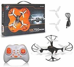 Kids Adventure HX750 Drone 2.6 Ghz 6 Channel Remote Control Quadcopter Stable Remote-Control Quadcopte...