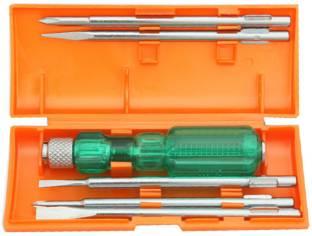 YUV 5 Blades Combination Screwdriver Kit Set with Tester Combination Screwdriver Set