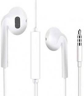 Flaunt Market High Bass Earphones Noise Isolating 1220 Wired Headset Wired Headset