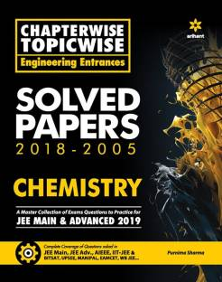 Chapterwise Topicwise Solved Papers Chemistry for Engineering Entrances