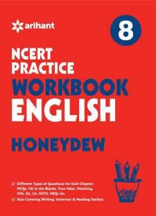 Ncert Practice Workbook English Honeydew 8 - Honeydew - 8