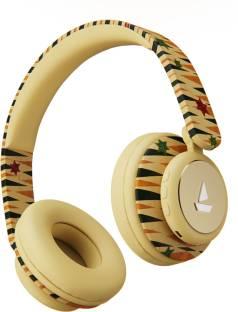 boAt Rockerz 450 Wired, Bluetooth Headset
