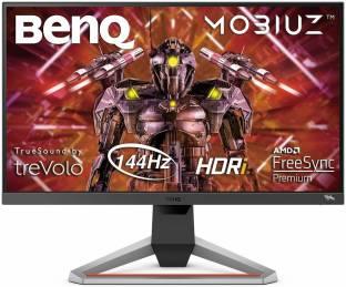 BenQ 24.5 inch Full HD LED Backlit IPS Panel Gaming Monitor (EX2510)