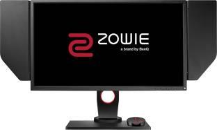 BenQ 24.5 inch Full HD LED Backlit TN Panel Height Adjustable Gaming Monitor (XL2546)