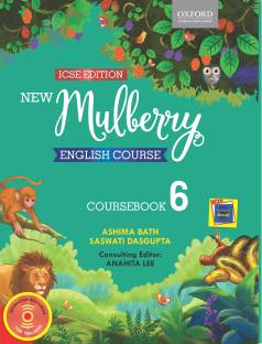 New Mulberry English Course Class 6