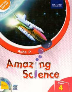 Amazing Science Coursebook 4