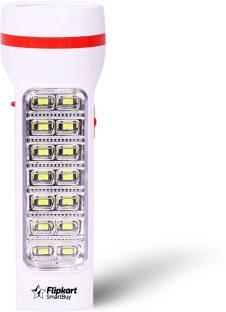 Flipkart SmartBuy FKSB-9029C LED 2 in 1 Torch Emergency Light Torch