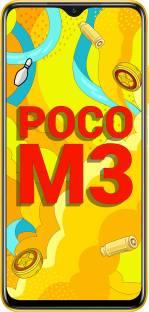 POCO M3 (Yellow, 128 GB)