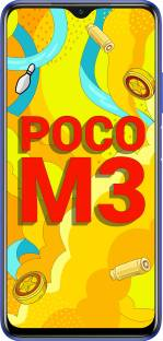POCO M3 (Cool Blue, 64 GB)