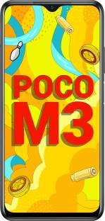 POCO M3 (Power Black, 128 GB)