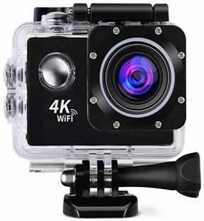 NXXTTNK 4k 4K Action Camera 1080 Cam Waterproof Sport Camera Diving Ultra HD 16MP 30M 170??Adjustable ...