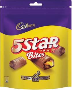Cadbury 5 Star Home Treats Bars
