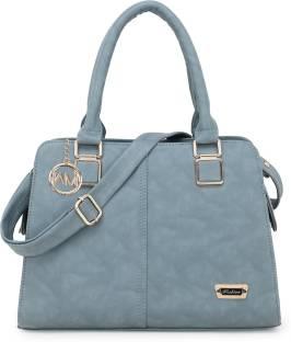 Women Marks Women Grey Hand-held Bag