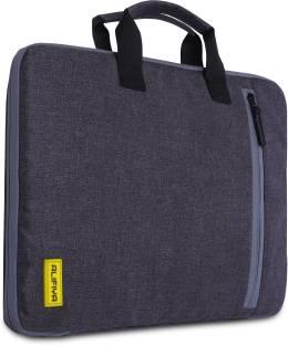 Alifiya 14 Inch Laptop Sleeve / Slip Case Cover Bag with Handle Laptop Bag