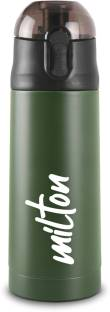 MILTON New Crown Thermosteel Hot or Cold Water Bottle 500 ml Bottle
