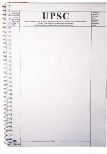 SPAREWARE 1 A4 Notebook N0 200 Pages