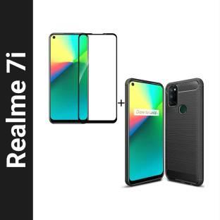 Flipkart SmartBuy Back Cover for Realme 7i