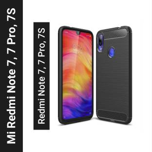 Flipkart SmartBuy Back Cover for Mi Redmi Note 7, Mi Redmi Note 7 Pro, Mi Redmi Note 7S